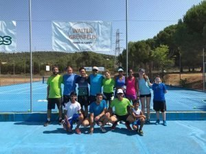 Walter Grunfeld Tennis Academy Barcelona Spain tennis players and coaches
