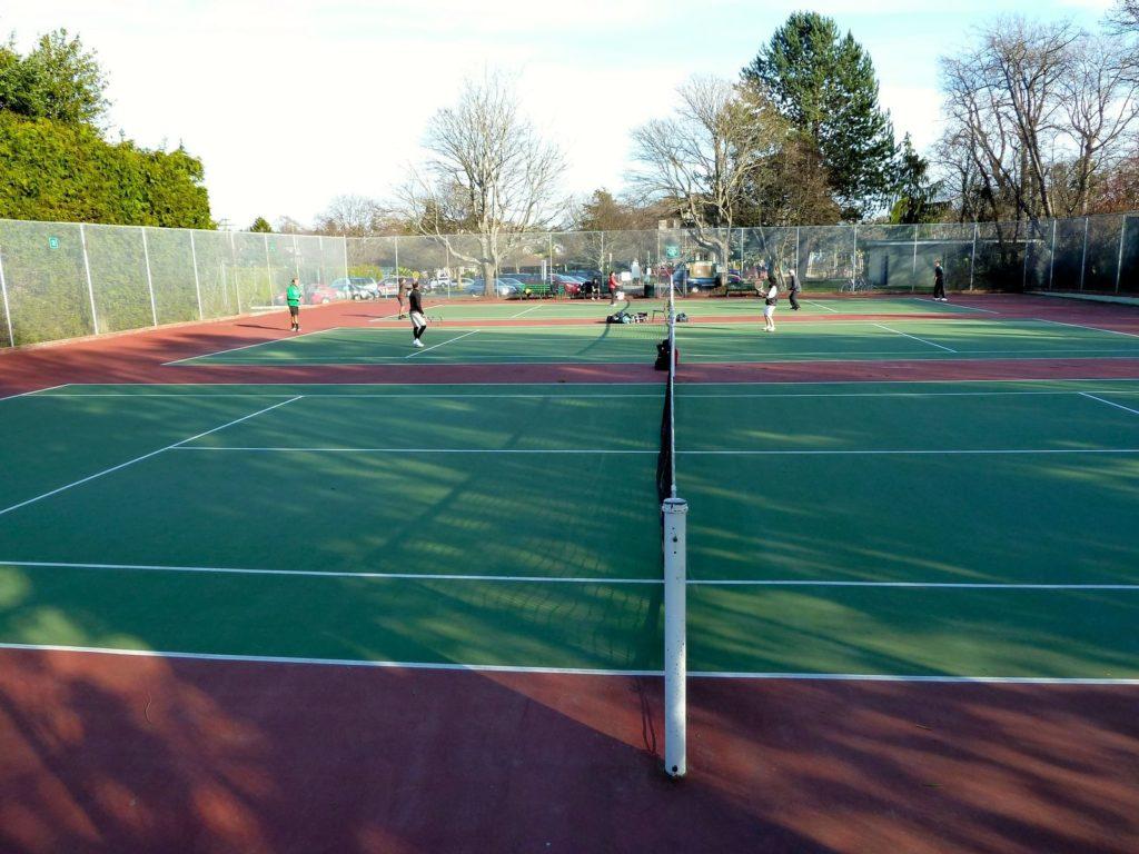 tennis-tourist-Beacon-Hill-Park-oak-trees-Victoria-British-Columbia-Canada-teri-church