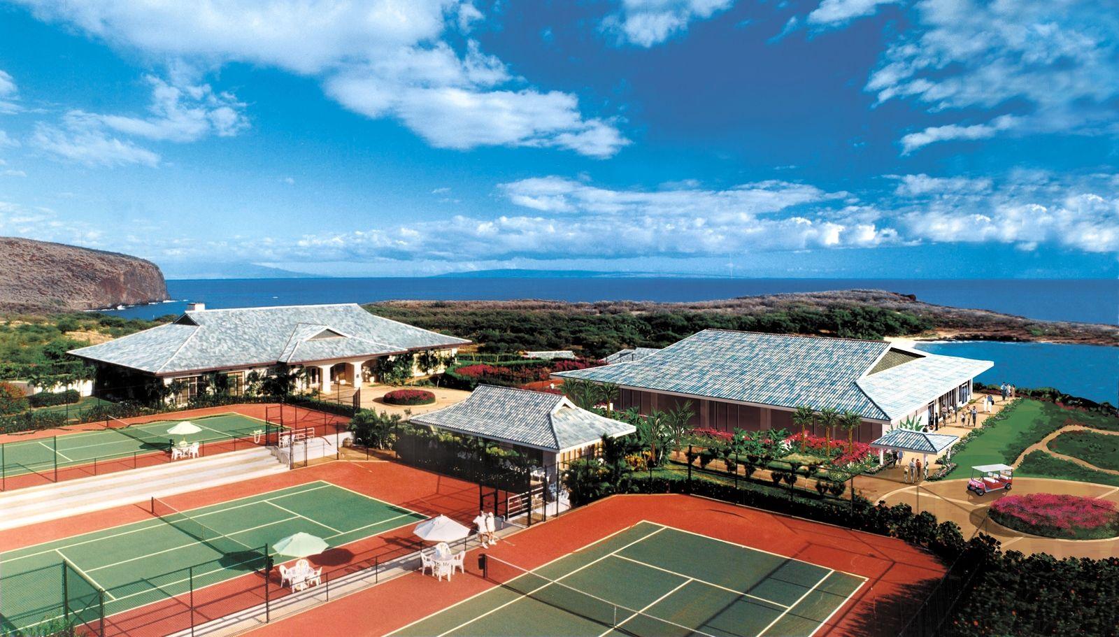 Tennis-Tourist-Courtesy-Four-Seasons-lanai-tennis-courts-aerial-view