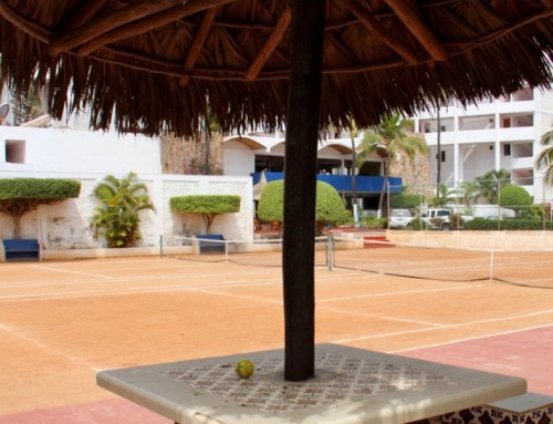 Favorite Tennis Courts of Last Year-A Look Back-Mazatlan Mexico