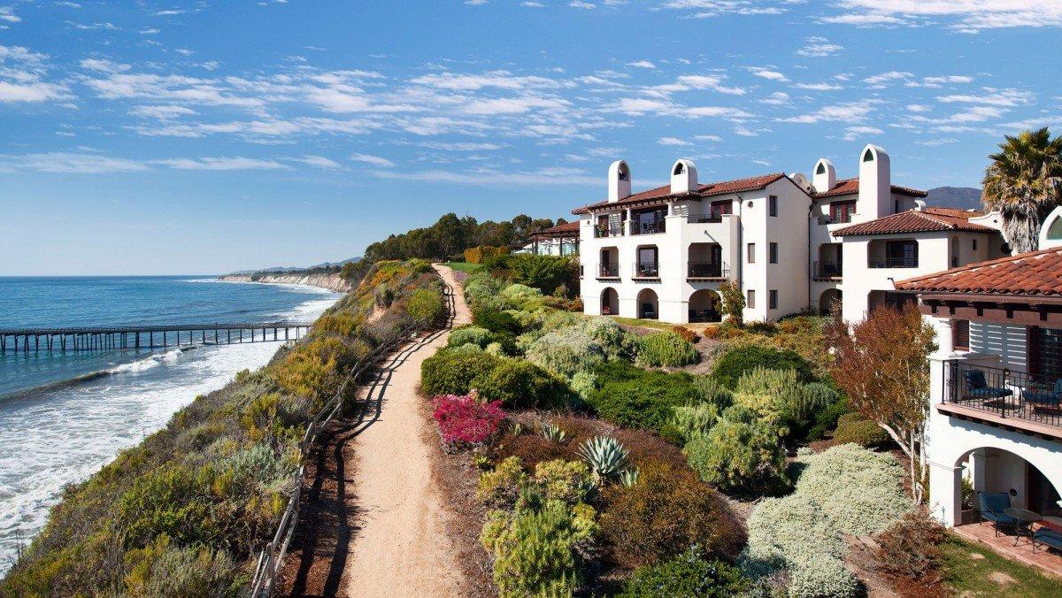 Ritz-Carlton Bacara Santa Barbara Cliff Drysdale